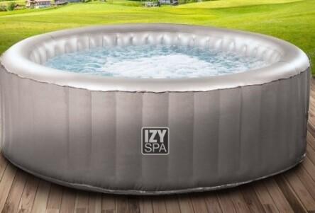 """Napihljivi bazen – jacuzzi – whirlpool Spa """"IzySpa"""""""
