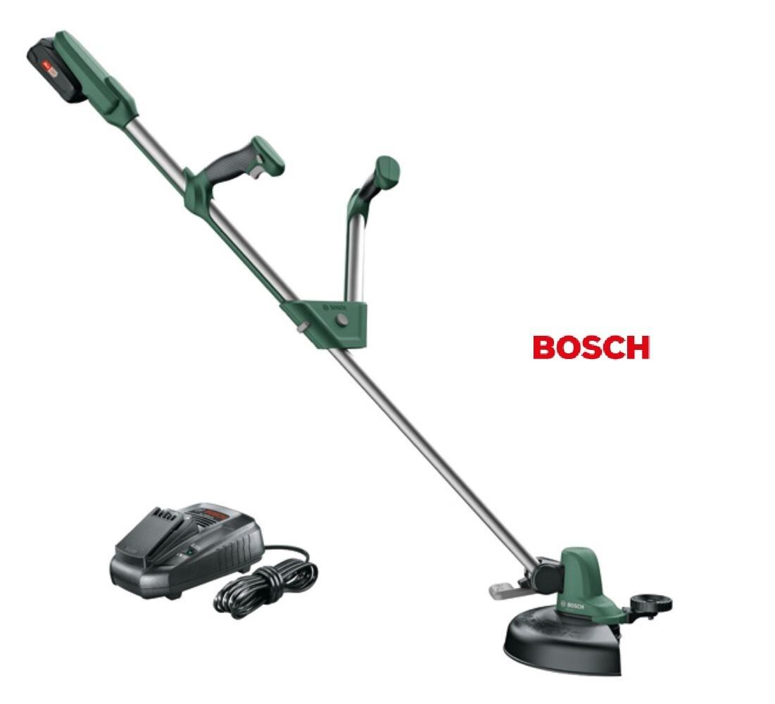 Akumulatorska brezžična kosilnica – AKKU - Bosch 18V Universal GrassCut 18-260 | 1x baterija 2.0AH