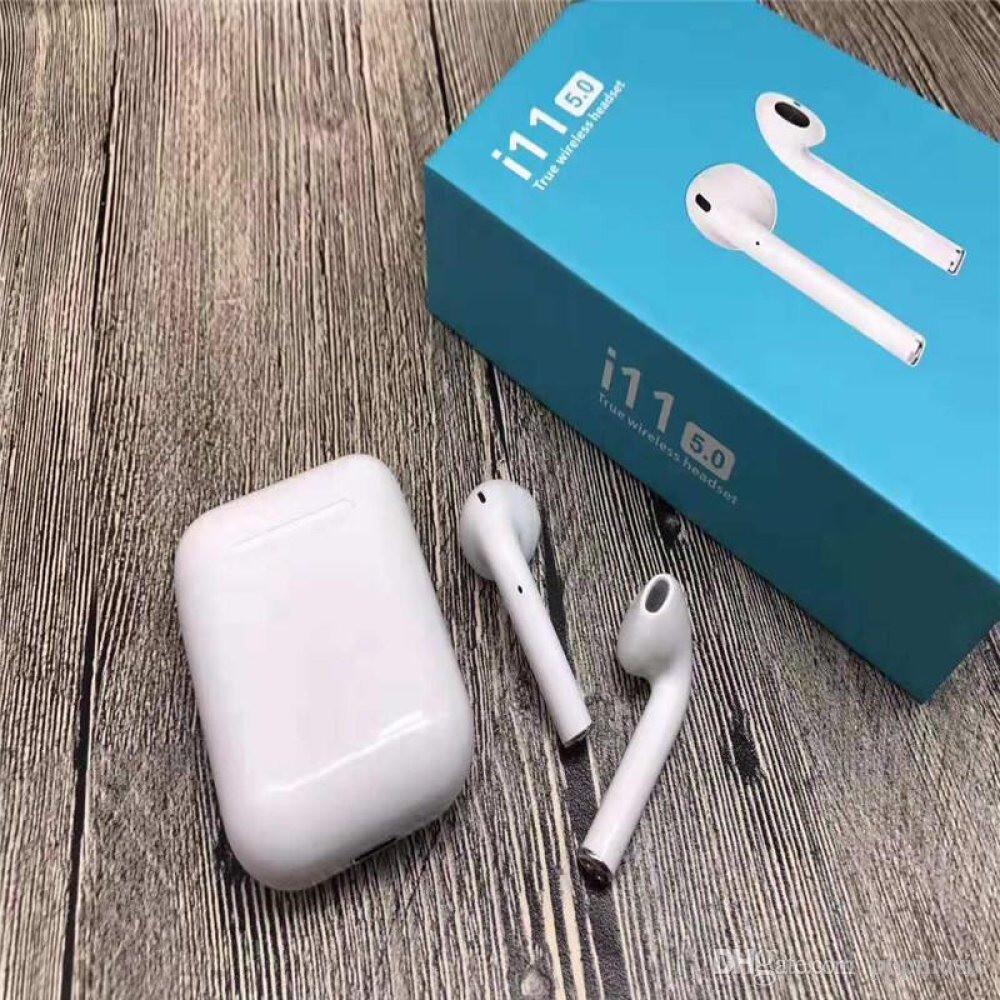 Brezžične slušalke i11 TWS