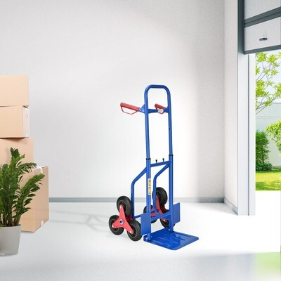 Ročni voziček - RUDI za stopnice 100 kg