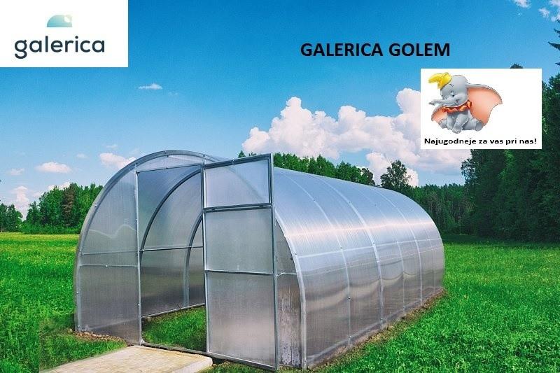 GALERICA GOLEM