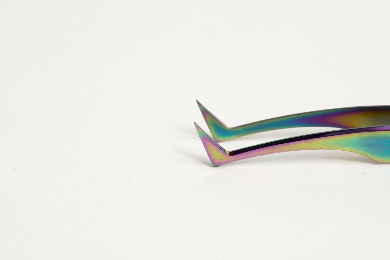 Rainbow Collection - Volume Tweezers