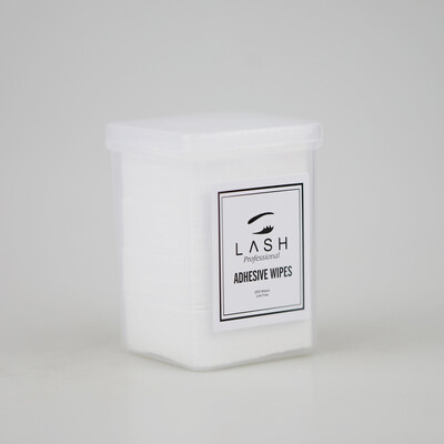 Adhesive Cleaner Wipes