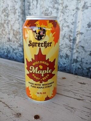 Maple Root Beer 16 oz
