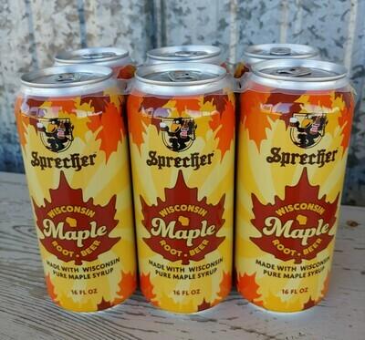 Maple Root Beer 6 pack