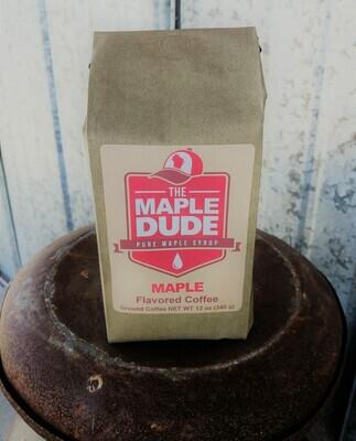 Maple Flavored Coffee 12 oz. bag
