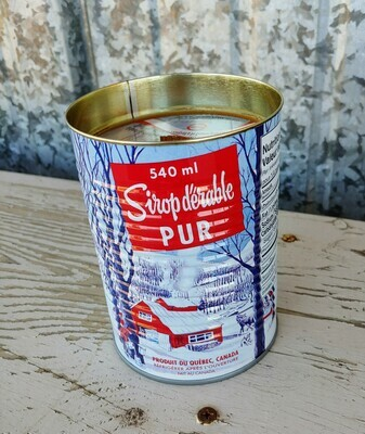 Maple Syrup Candle 540 ml