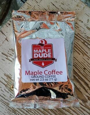 Maple Coffee bag 2.5 oz