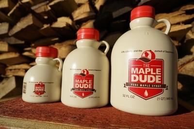 Maple Syrup - Plastic Bottle