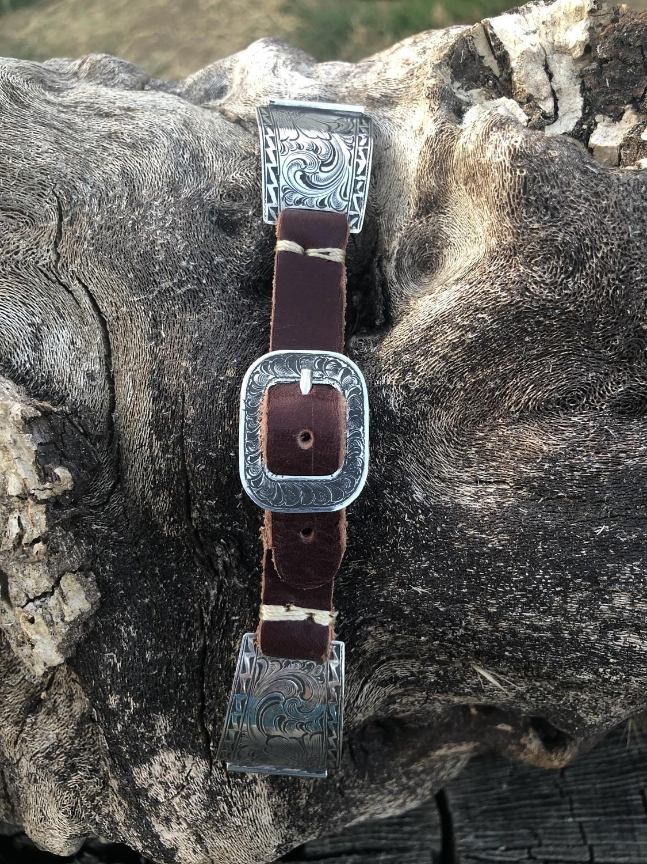 Smart Watch Band-Antique finish