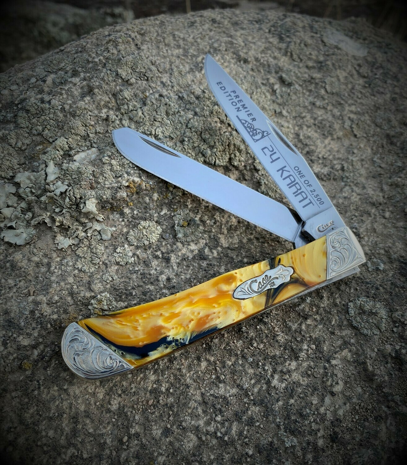 Case 24 Karat Pocket Knife