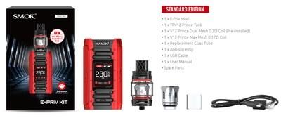 Smok E - Priv Kit