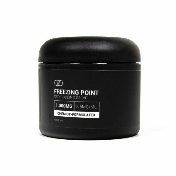 Infinite Freezing Point Salve 1000mg