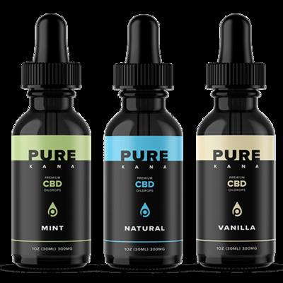 PureKana Full Spectrum CBD Oil