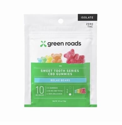 Green Roads 50mg Relax Bears