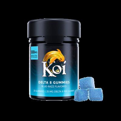 KOI Delta-8 Gummies