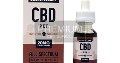 CBDistillery 600 mg Pet Oil