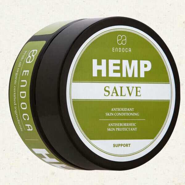 Endoca Hemp CBD Salve 750 mg per Jar