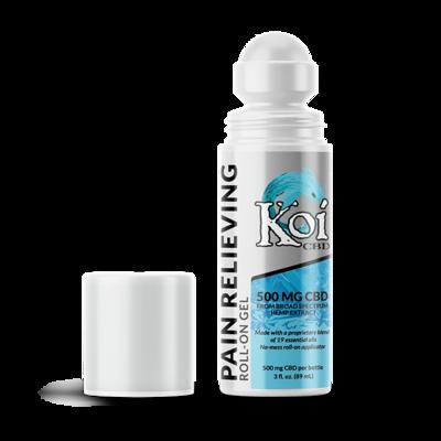 Koi CBD Pain Relieving | CBD Gel Roll-On