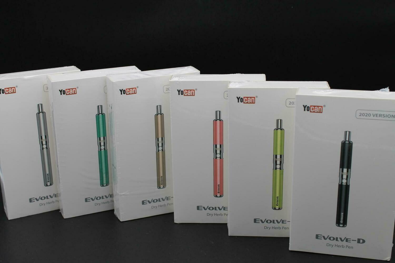 Youcan Evolve-D Plus Dry Herb Pen