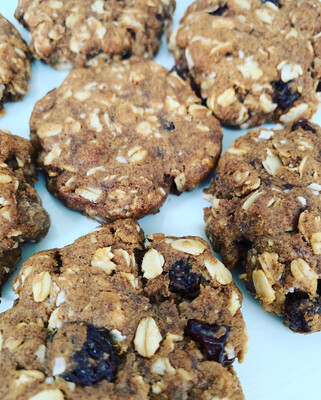 Oatmeal Raisin Cookies (Frozen)