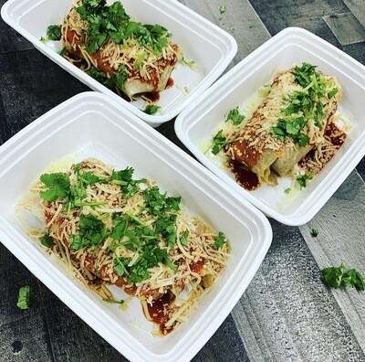 Traditional Enchiladas Family Meals