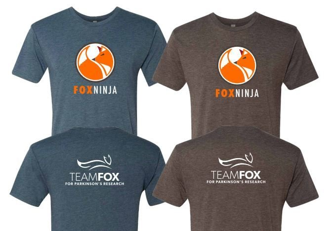 Adult Fox Ninja Shirt