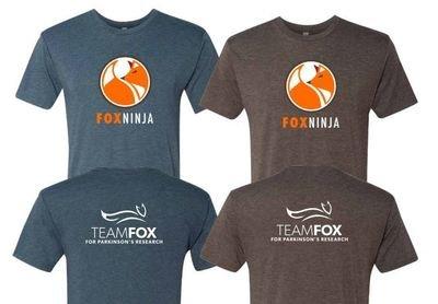 Adult Fox Ninja Shirt