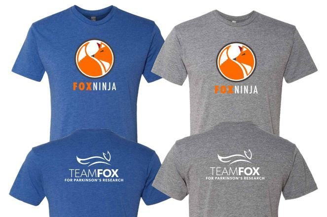 Kids Fox Ninja Shirt