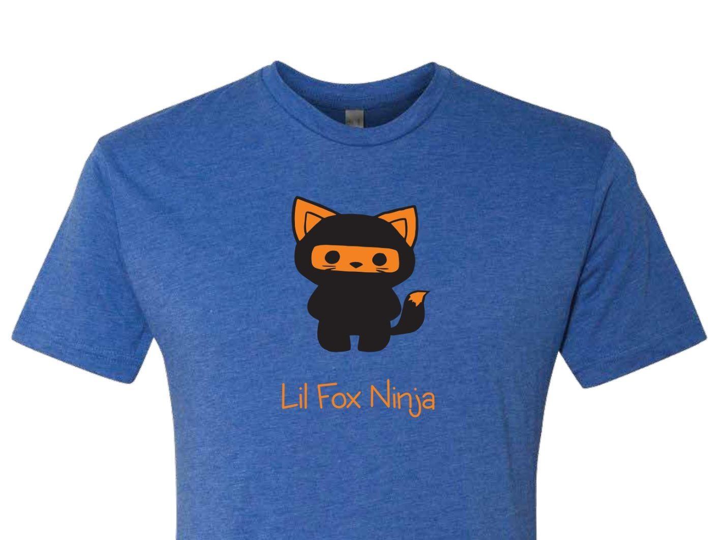 Lil Fox Ninja as seen on ANW JR