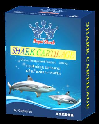 Хрящ акулы