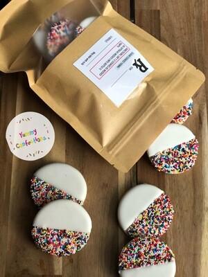 Prescription Pill Cookies (6 mini cookies)