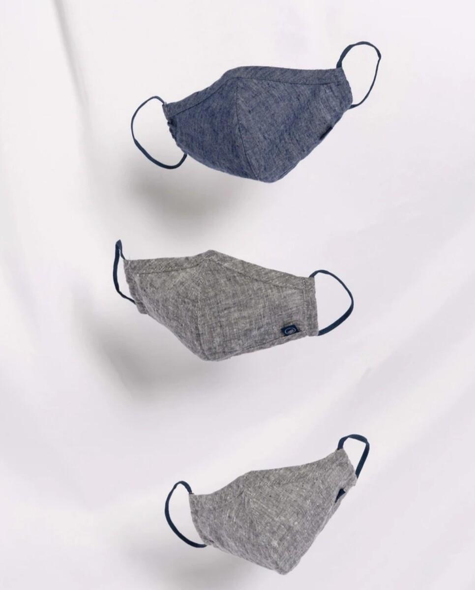 Hemp Face Mask w/carbon filter