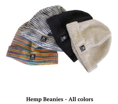 Hemp Beanies