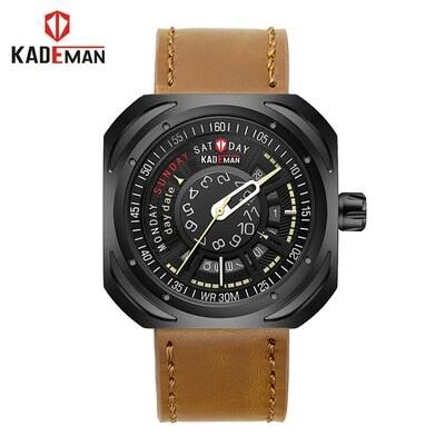 KADEMAN-Luxury-Brand-Army-Milit