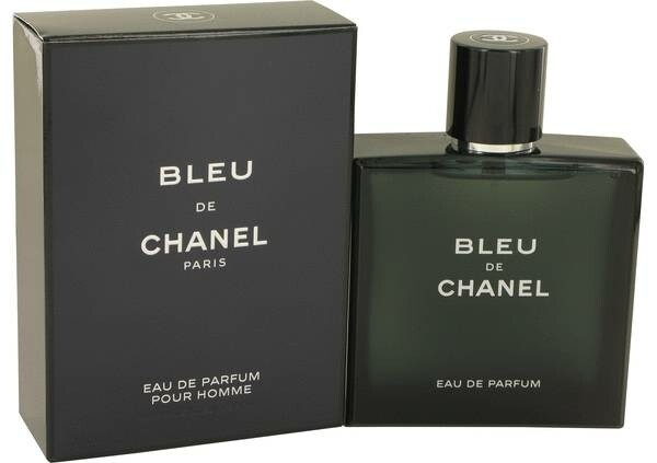 BLEU DE CHANEL 3.4 oz EAU DE PARFUM