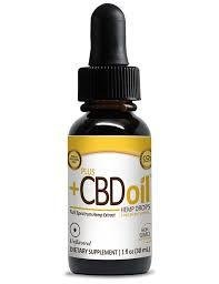 PlusCBD Pro Line CBD Oil 2000 mg bottle