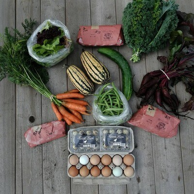 18 Week Farm & Field CSA