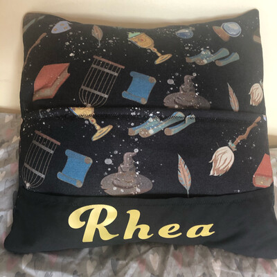 Personalised Book Cushions