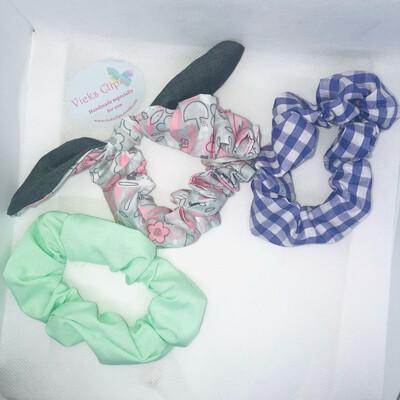 Easter scrunchie Set