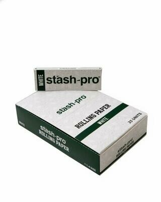 Pro Rolling Paper - 1-1/4th White