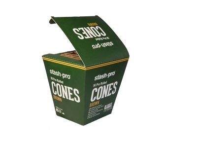 Pro Brown Cones