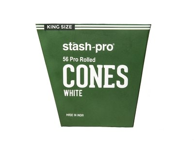 Pro White Cones