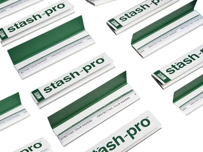 Pro Rolling Paper White