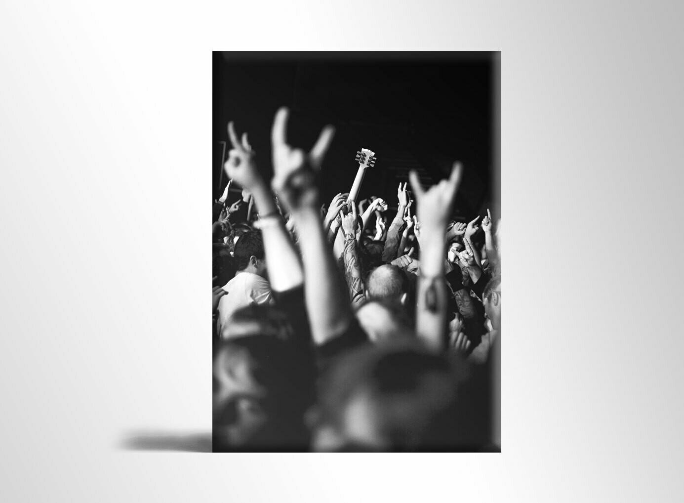 MASS HYSTERIA - Tournée Failles 2011 - Édition limitée