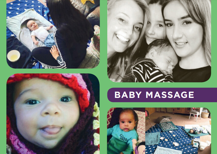 Baby Massage Gift Voucher