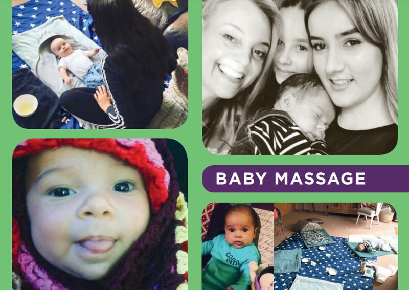 Baby Massage Gift Voucher