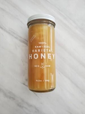 Bee Raw Orange Blossom Raw Honey