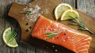 Salmon Filet - 6oz