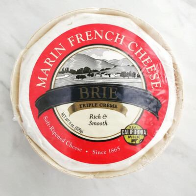 Marin French Triple Créme Brie